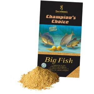 Browning Champions Choice Grundfutter 1kg Big Fish