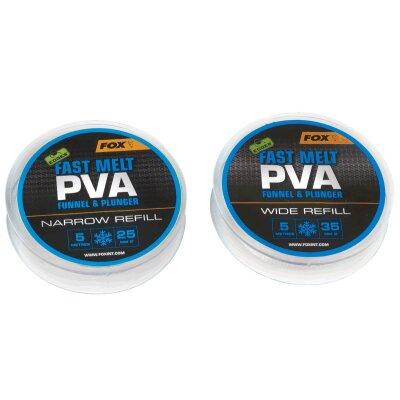 Fox PVA Mesh Fast Melt Refills 5m 35mm wide