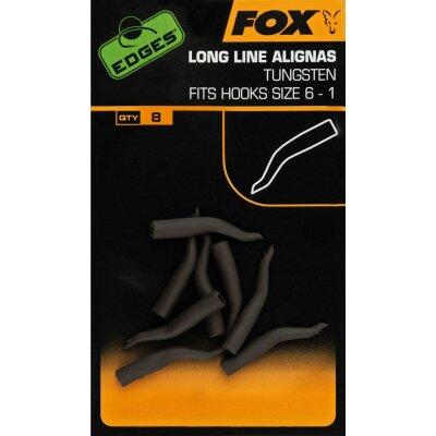Fox Tungsten Line Aligner Long Size 6-1