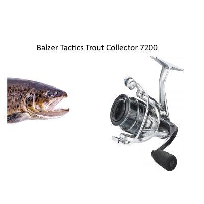 Balzer Tactics Trout Collector 7200