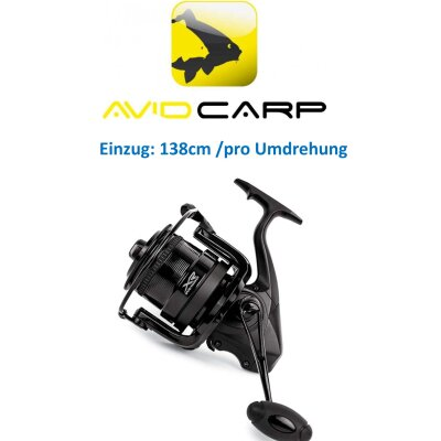 Avid Carp XR Spod/Marker Reel