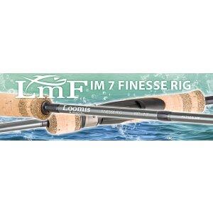 Loomis & Franklin IM 7 Finesse Rig 2,28m 0,8-7g
