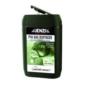 JENZI PVA Bag Dispenser Beutel Spender 20 Stück 80x105mm