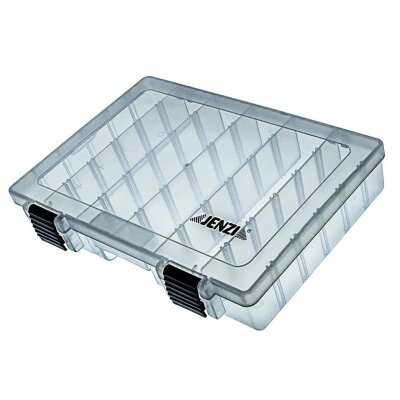 Kunststoff-Box, transparent 273x176x44mm