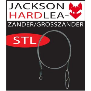 Jackson  HARD LEADER Kunstködervorfach Zander  8,5kg 2 Stück