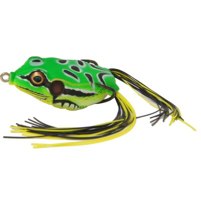 Koppers Frog Hollow Body  55mm green/ yellow